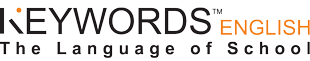 Keywords English Logo